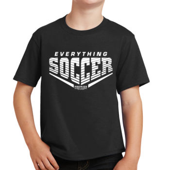 Everything Soccer - Youth Fan Favorite Tee Thumbnail