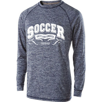 Unite and Conquer - Youth Holloway Electrify 2.0 Shirt Long Sleeve Thumbnail